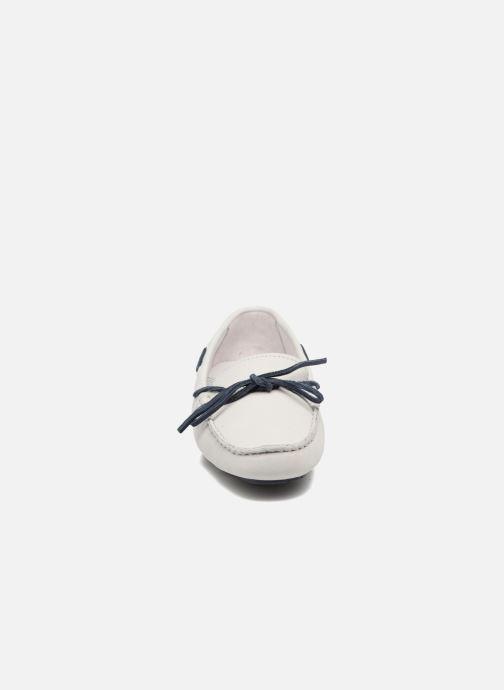 Chaussures à lacets TBS Bettsy Blanc vue portées chaussures
