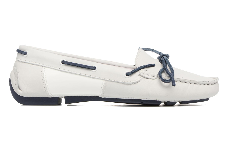 Chaussures à lacets TBS Bettsy Blanc vue derrière