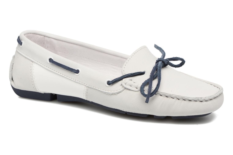 Chaussures à lacets TBS Bettsy Blanc vue détail/paire