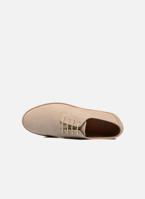 Chaussures à lacets TBS Farrah 2 Beige vue gauche