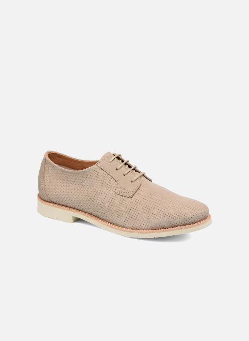 Chaussures à lacets TBS Farrah 2 Beige vue détail/paire
