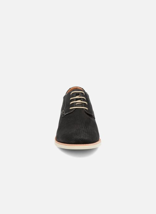 Chaussures à lacets TBS Farrah 2 Bleu vue portées chaussures