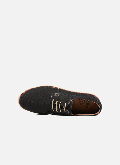 Chaussures à lacets TBS Farrah 2 Bleu vue gauche