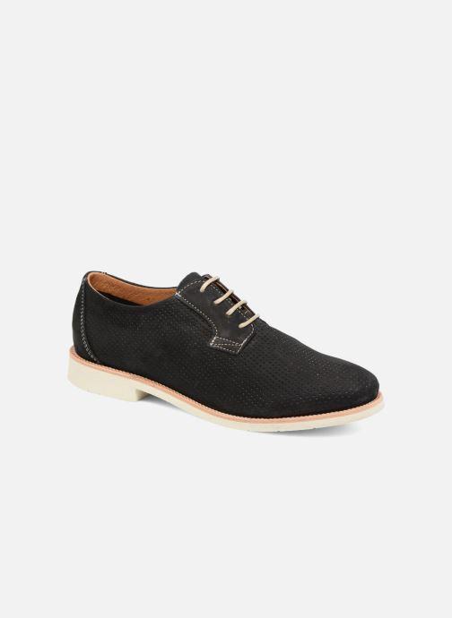 Chaussures à lacets TBS Farrah 2 Bleu vue détail/paire
