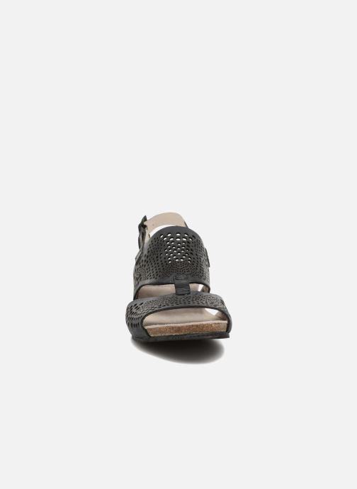 Sandals TBS Koralie Black model view
