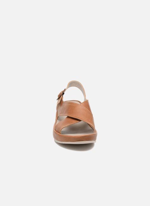 Sandalen TBS Louanne braun schuhe getragen