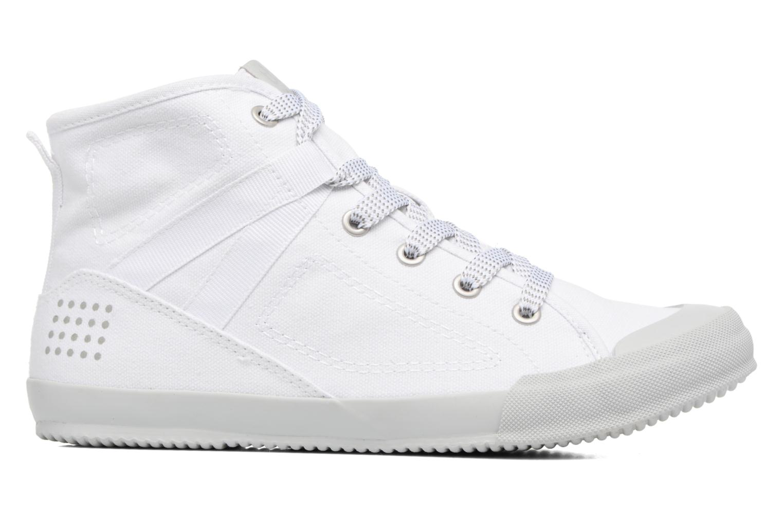 Sneakers TBS Oliviah Wit achterkant