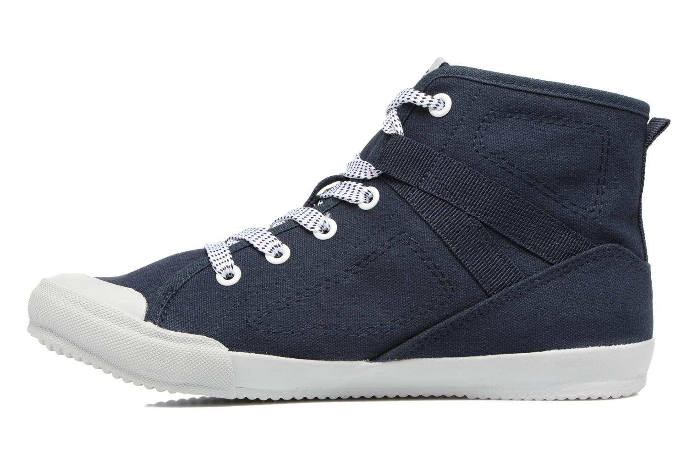 Sneakers TBS Oliviah Blauw voorkant