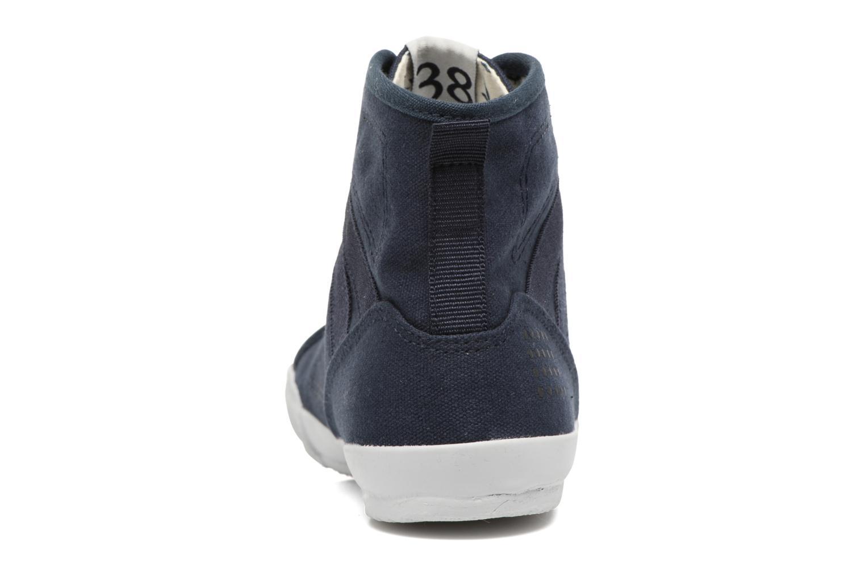Sneakers TBS Oliviah Blauw rechts