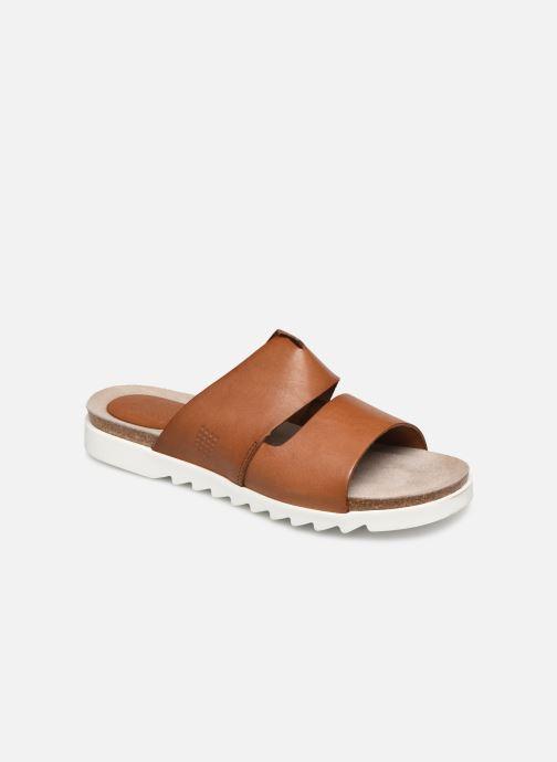 Sandales et nu-pieds TBS Typhenn Marron vue détail/paire