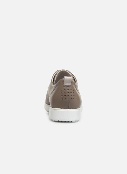 Sneakers TBS Wenddie Grijs rechts