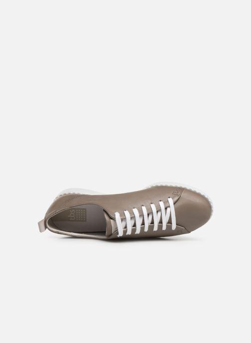 Sneakers TBS Wenddie Grijs links
