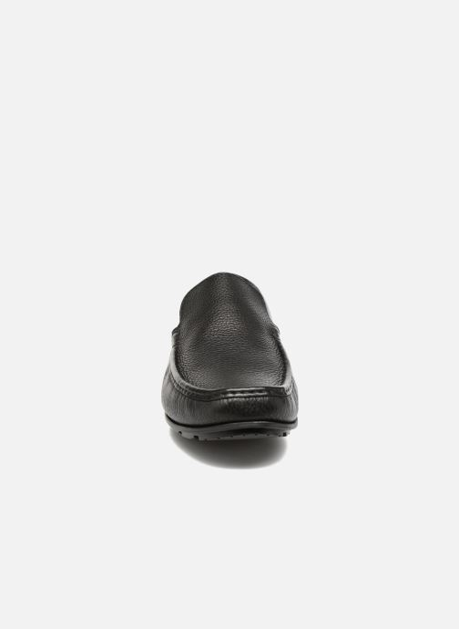 Mocassins TBS Sauric Noir vue portées chaussures