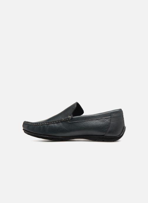 Loafers TBS Sauric Blå se forfra