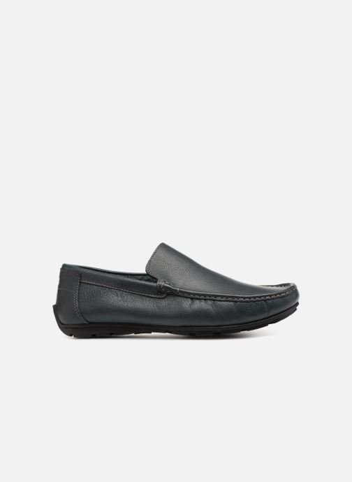 Loafers TBS Sauric Blå se bagfra