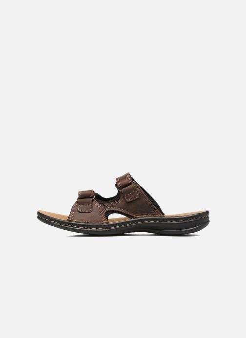 Sandales et nu-pieds TBS Easy Walk Brokey Marron vue face