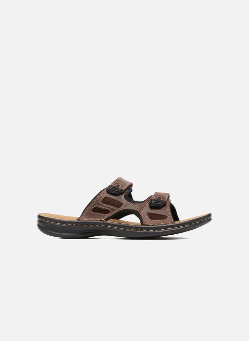 Sandales et nu-pieds TBS Easy Walk Brokey Marron vue derrière