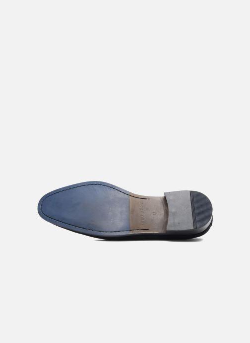 Chaussures à lacets Brett & Sons Cheston Bleu vue haut