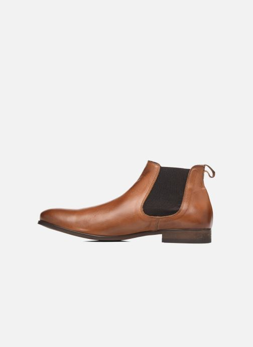 Bottines et boots Brett & Sons Joe Marron vue face