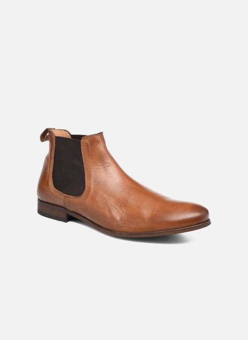 Bottines et boots Brett & Sons Joe Marron vue détail/paire