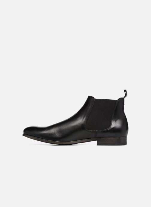 Bottines et boots Brett & Sons Joe Noir vue face