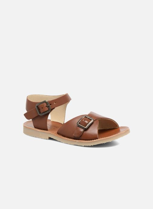 Sandali e scarpe aperte Young Soles Sonny Marrone vedi dettaglio/paio