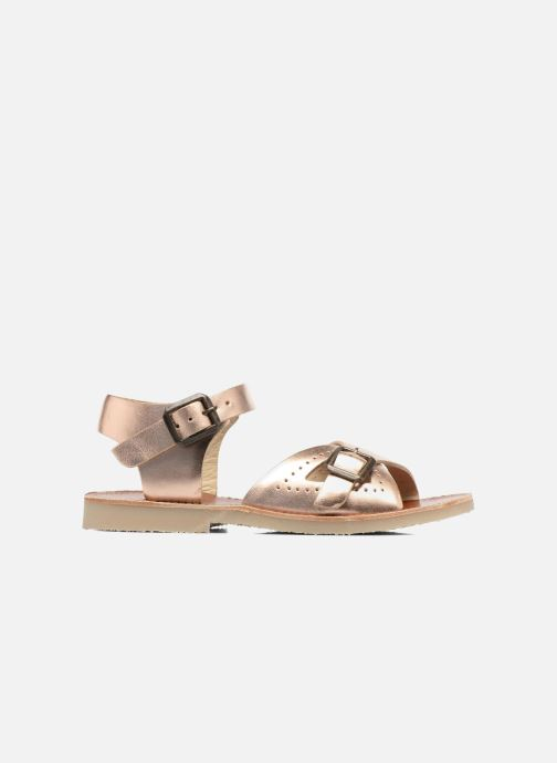 Sandals Young Soles Pearl Pink back view