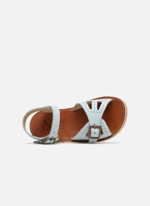 227fc3e3f12 Young Soles Pearl (Blue) - Sandals chez Sarenza (312826)