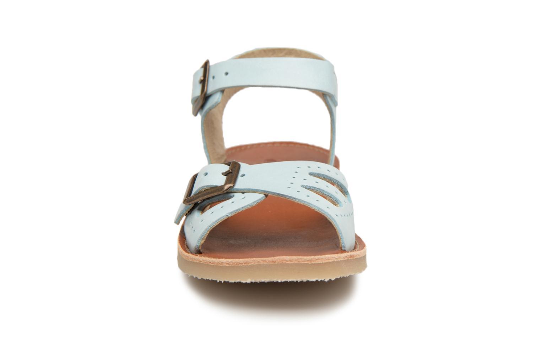 Sandalen Young Soles Pearl Blauw model