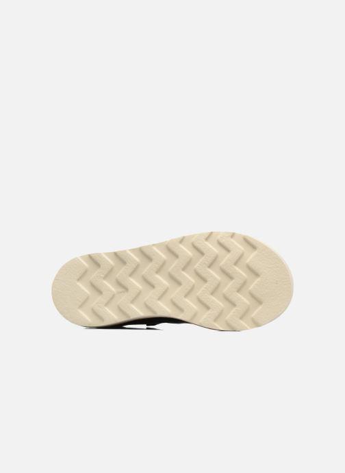 Sandales et nu-pieds Young Soles Rosie Bleu vue haut