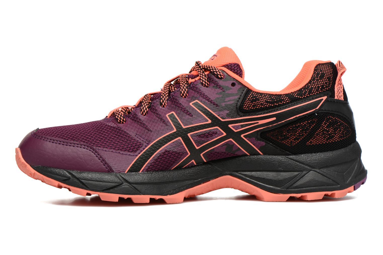 Chaussures de sport Asics Gel-Sonoma 3 G-Tx W Violet vue face