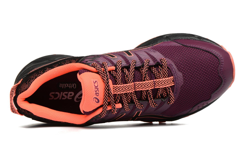 Chaussures de sport Asics Gel-Sonoma 3 G-Tx W Violet vue gauche