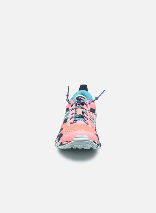 Chaussures de sport Asics Gel-Noosa Tri 12 W Orange vue portées chaussures