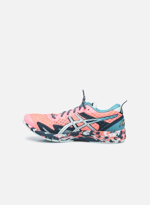 Chaussures de sport Asics Gel-Noosa Tri 12 W Orange vue face
