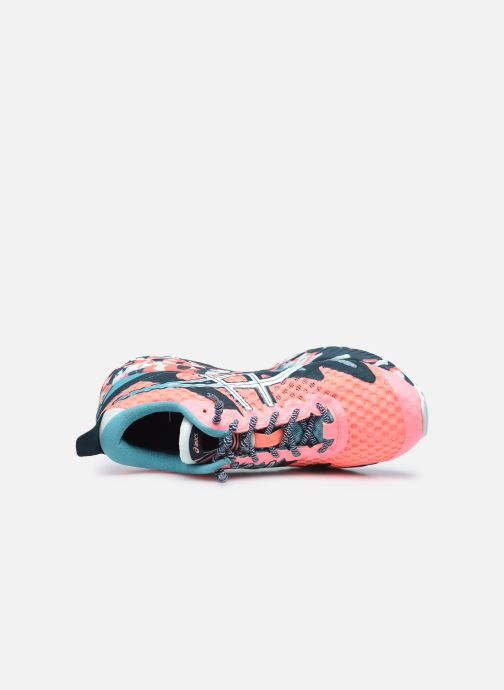Zapatillas de deporte Asics Gel-Noosa Tri 12 W Naranja vista lateral izquierda