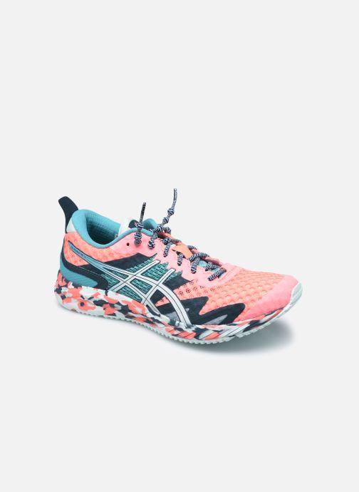 Chaussures de sport Asics Gel-Noosa Tri 12 W Orange vue détail/paire