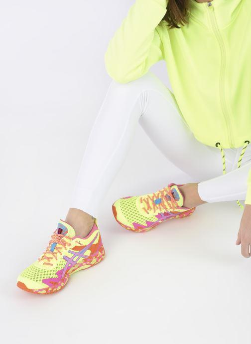 Scarpe sportive Asics Gel-Noosa Tri 12 W Giallo immagine dal basso