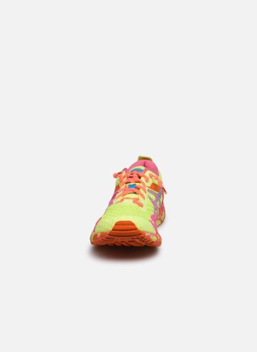 Scarpe sportive Asics Gel-Noosa Tri 12 W Giallo modello indossato