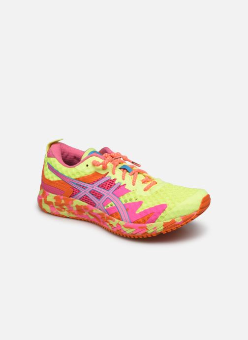 Chaussures de sport Asics Gel-Noosa Tri 12 W Jaune vue détail/paire