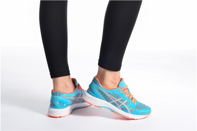 Zapatillas de deporte Asics Gel-DS Trainer 22 W Azul vista de abajo