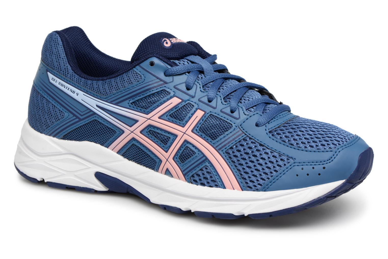 Descuento de la marca  Asics Gel-Contend 4 de W (Azul) - Zapatillas de 4 deporte en Más cómodo ffb673