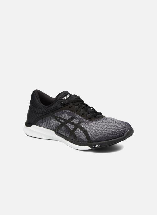 Asics Fuzex Rush W (Noir) - Chaussures de sport chez