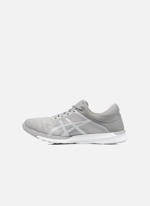 Sport shoes Asics Fuzex Rush W Grey front view