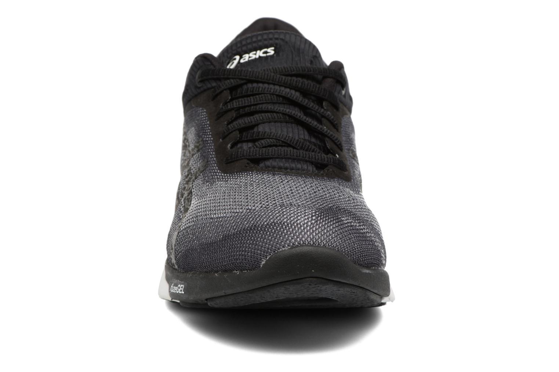 Chaussures de sport Asics Fuzex Rush W Noir vue portées chaussures