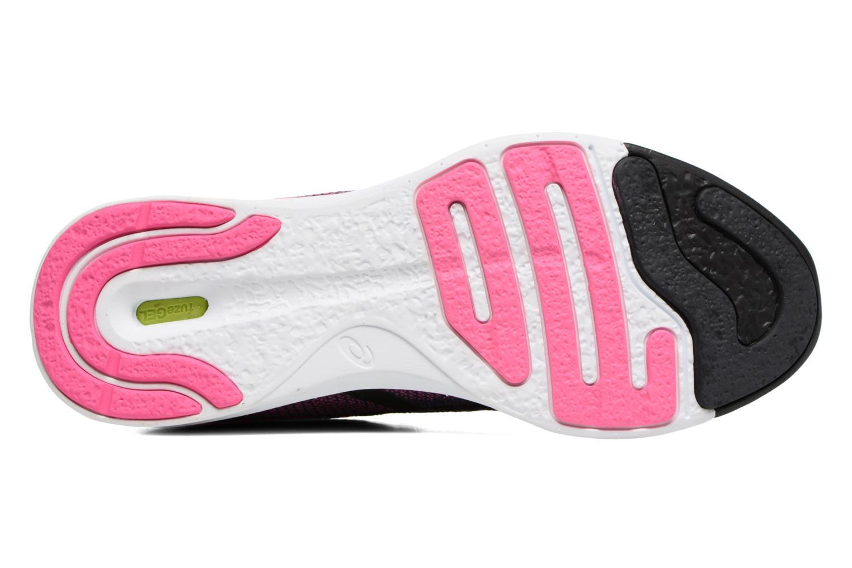 Chaussures de sport Asics Fuzex Rush W Rose vue haut
