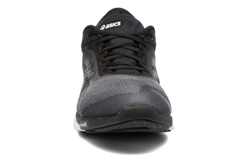 Chaussures de sport Asics Fuzex Rush Noir vue portées chaussures