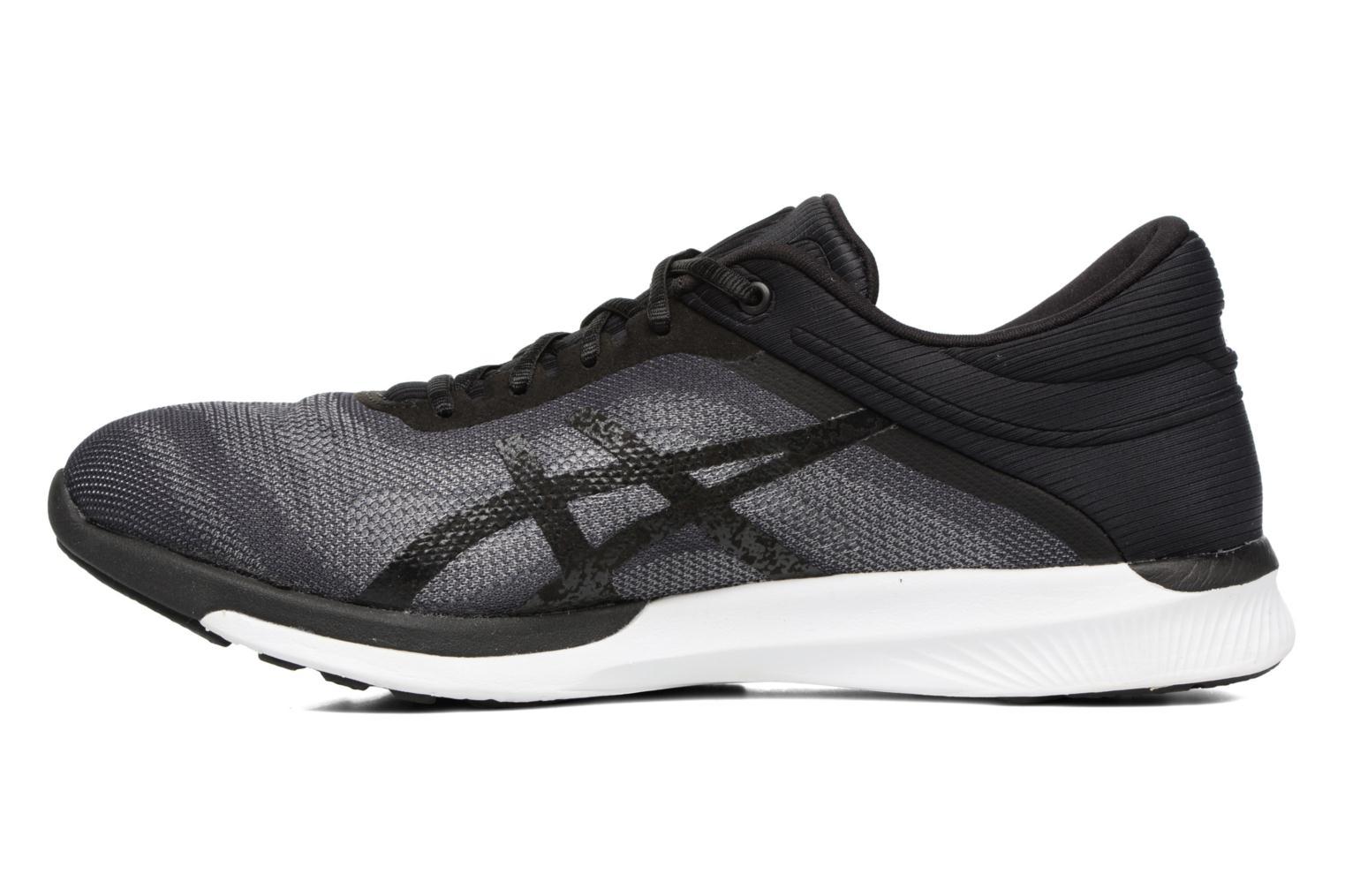 Chaussures de sport Asics Fuzex Rush Noir vue face