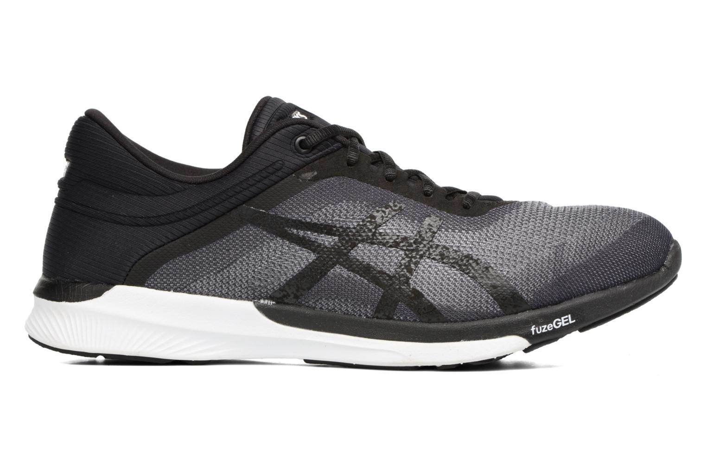 Chaussures de sport Asics Fuzex Rush Noir vue derrière
