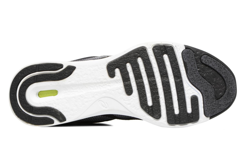 Chaussures de sport Asics Fuzex Rush Noir vue haut