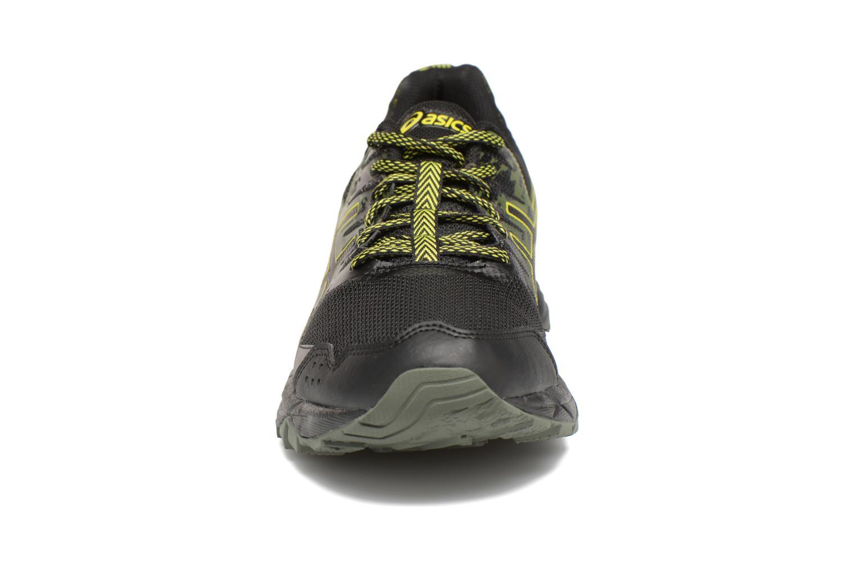 Chaussures de sport Asics Gel-Sonoma 3 Noir vue portées chaussures